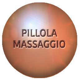 pillola di massaggio
