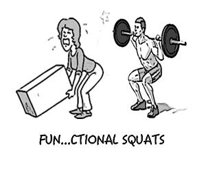 functional squat