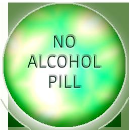 alcohol pill