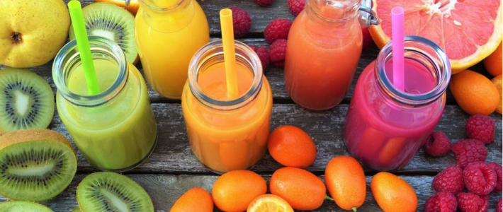 Smoothies and centrifuged to boost your energy: 3 delicious recipes
