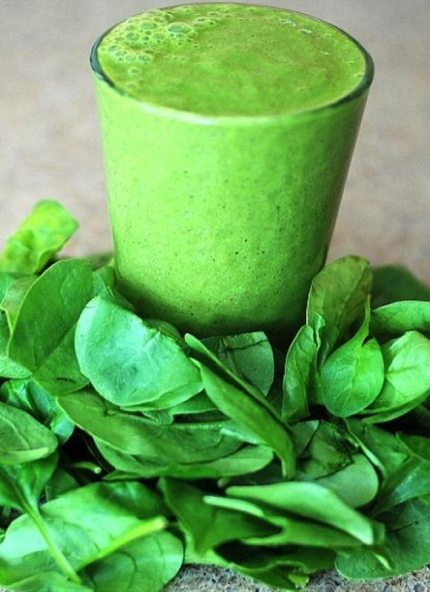 frullato spinaci