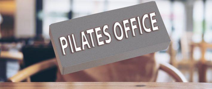 10 modi per fare pilates in ufficio